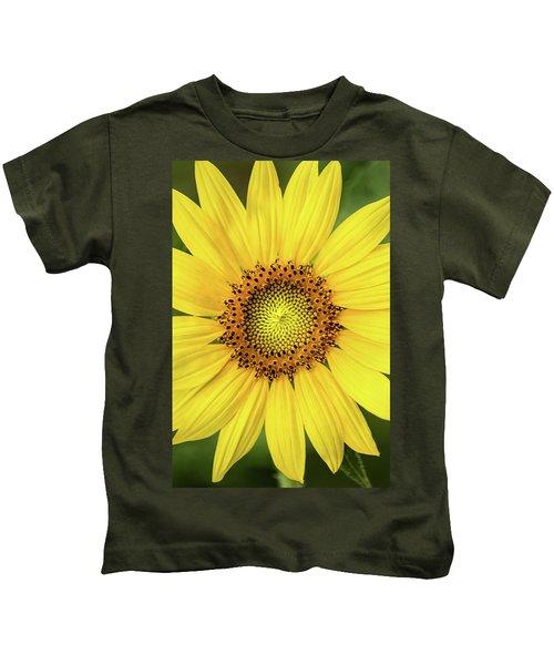 A Perfect Sunflower Kids T-Shirt