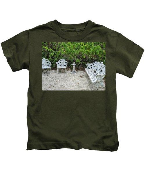 A Quiet Spot Kids T-Shirt