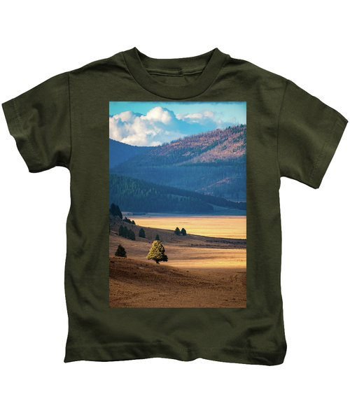A Slice Of Caldera Kids T-Shirt