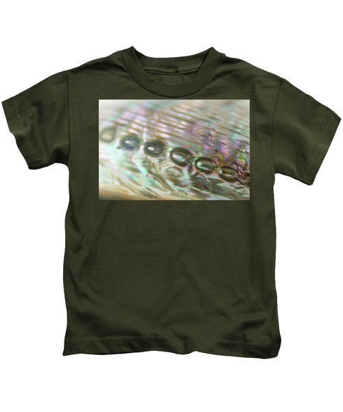 Abalone_shell_9892 Kids T-Shirt