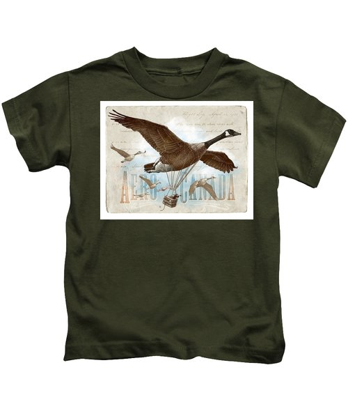 Aero Canada Kids T-Shirt