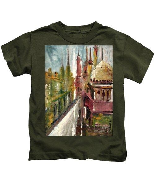Mosque  Kids T-Shirt