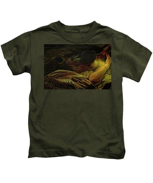 Amber Light Kids T-Shirt