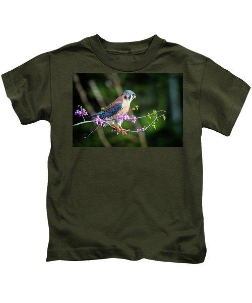 American Kestrel 5151804 Kids T-Shirt