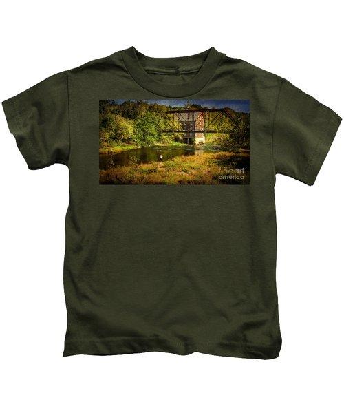 Ammerman Mill Kids T-Shirt