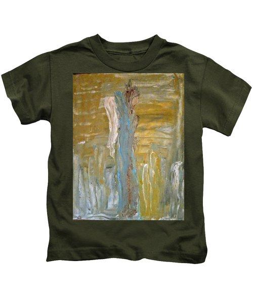 Angels In Prayer Kids T-Shirt