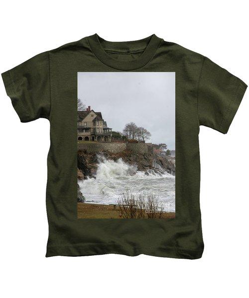 Angry Splash Kids T-Shirt
