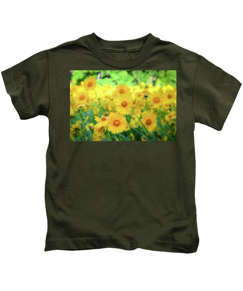 Another Glimpse, Pollinator Field Kids T-Shirt
