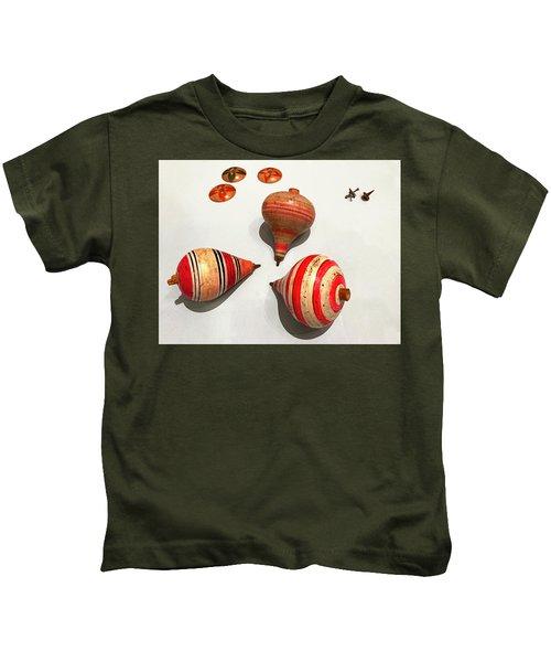 Antique Tops Kids T-Shirt