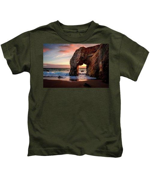 Arche De Port Blanc Kids T-Shirt