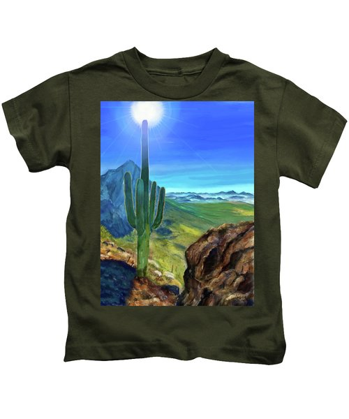 Arizona Heat Kids T-Shirt