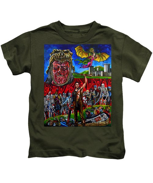 Army Of Darkness Kids T-Shirt