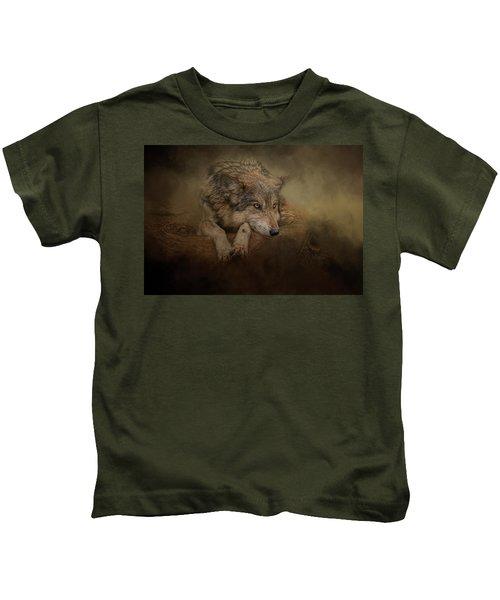 At Rest Kids T-Shirt