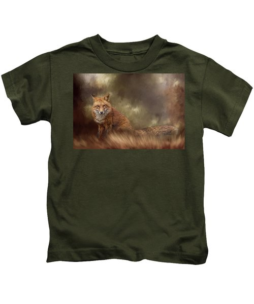 Autumn Journey Kids T-Shirt