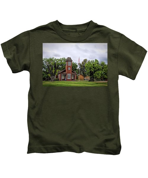 Ballard School Santa Barbara County Kids T-Shirt