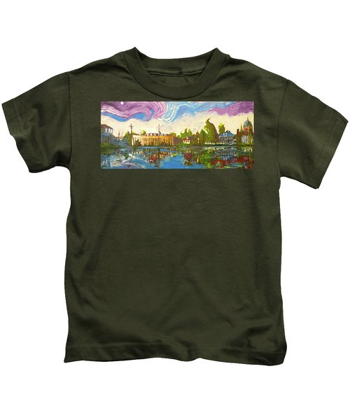 Bayou Saint John One Kids T-Shirt