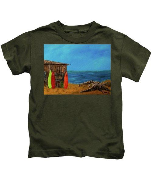 Beach House Kids T-Shirt