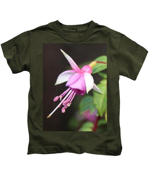 Beautiful Fuchsia Kids T-Shirt