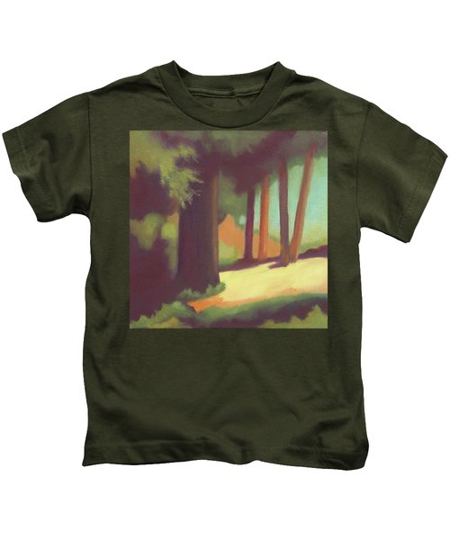 Berkeley Codornices Park Kids T-Shirt