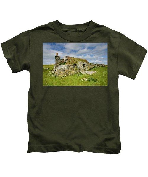 Berneray Croft Kids T-Shirt