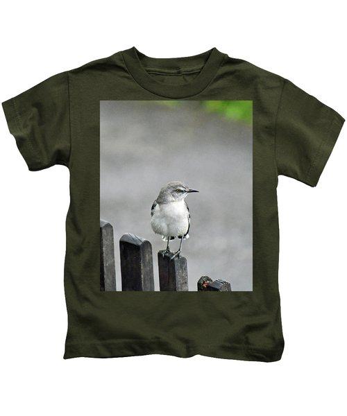 Bird Of Strawberry Hill Kids T-Shirt