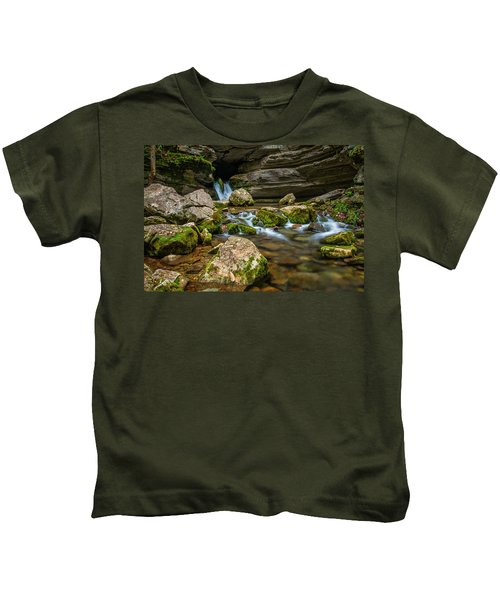 Blanchard Springs Headwater Kids T-Shirt