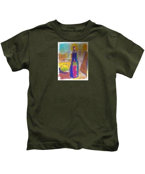 Blue Bottle Kids T-Shirt