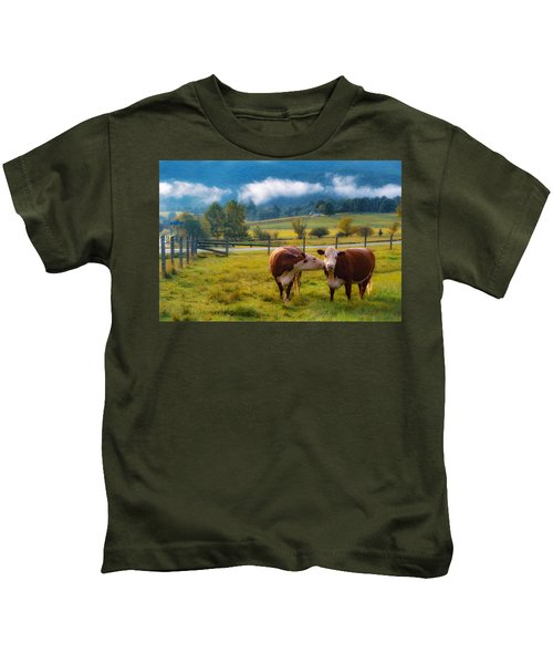 Bovine Love Kids T-Shirt