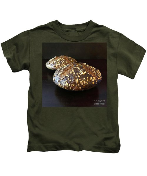 Breakfast Sourdough 2 Kids T-Shirt