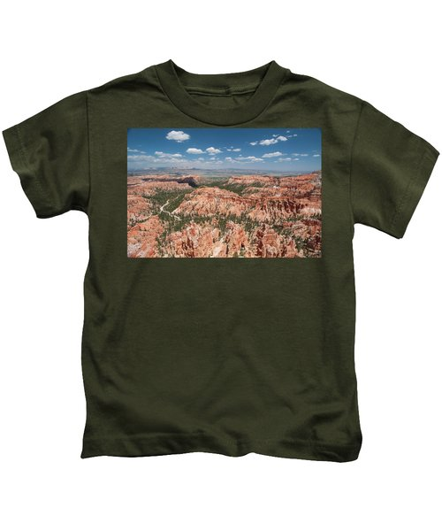 Bryce Canyon Trail Kids T-Shirt