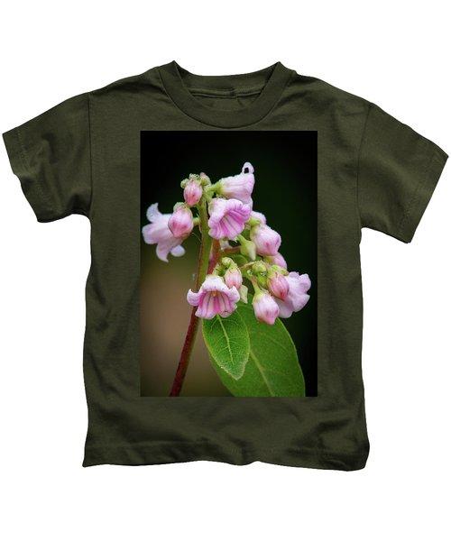 Bunch Of Dogbane Kids T-Shirt
