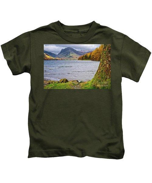 Buttermere Lake District Kids T-Shirt