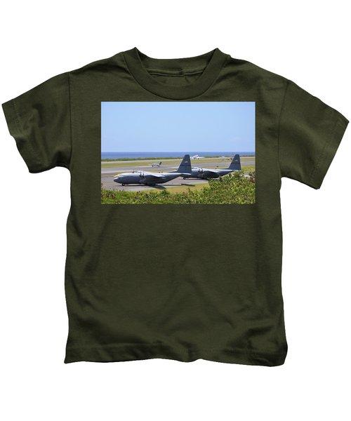 C130h At Rest Kids T-Shirt