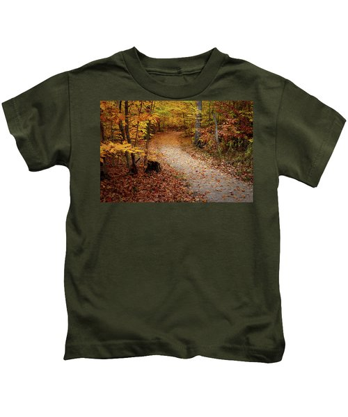 Canopy Of Color Kids T-Shirt