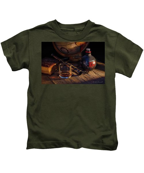 Captain Morgan Kids T-Shirt