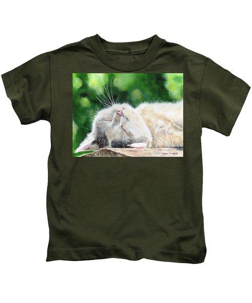 Catnap Kids T-Shirt