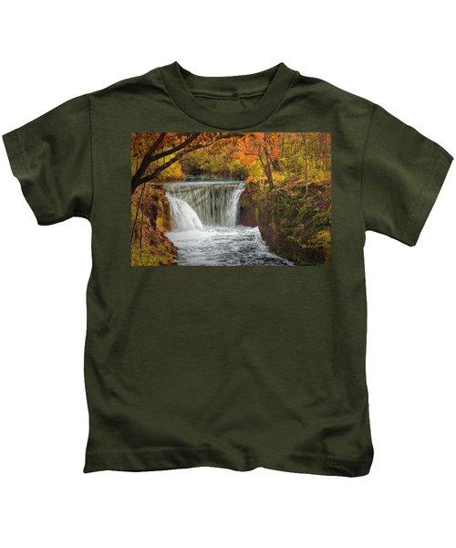 Cedarville Falls Kids T-Shirt