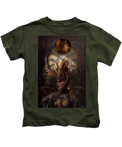 Celestial Dreamcatcher Kids T-Shirt