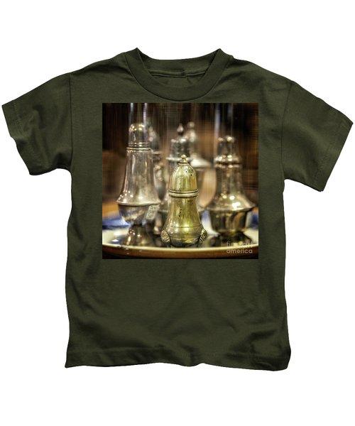 Center Staged Kids T-Shirt