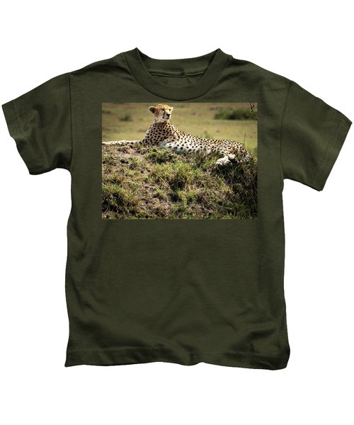 Cheetah Kids T-Shirt