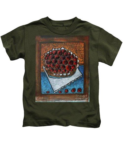 Cherry Pie Kids T-Shirt
