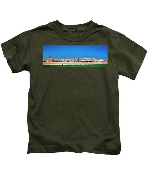 Chicago, International, Terminal Kids T-Shirt