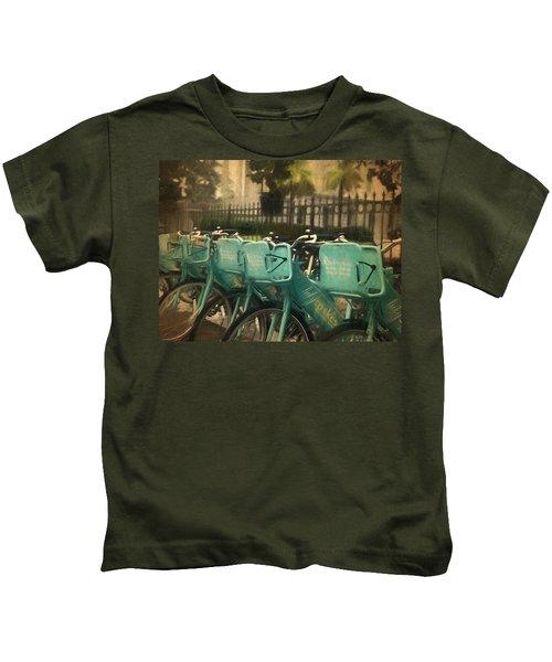 Choose Your Ride Kids T-Shirt