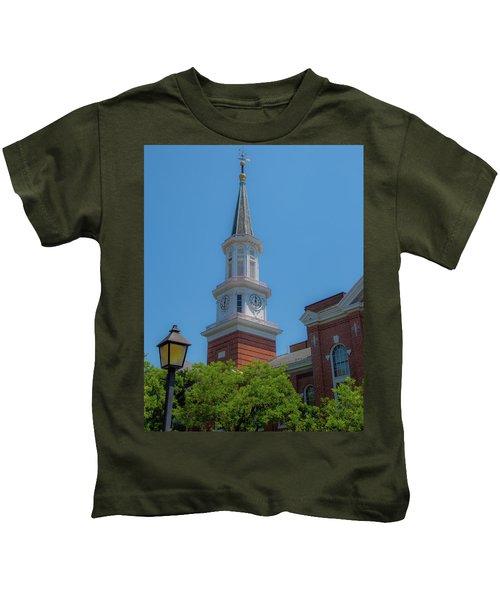 City Hall Kids T-Shirt