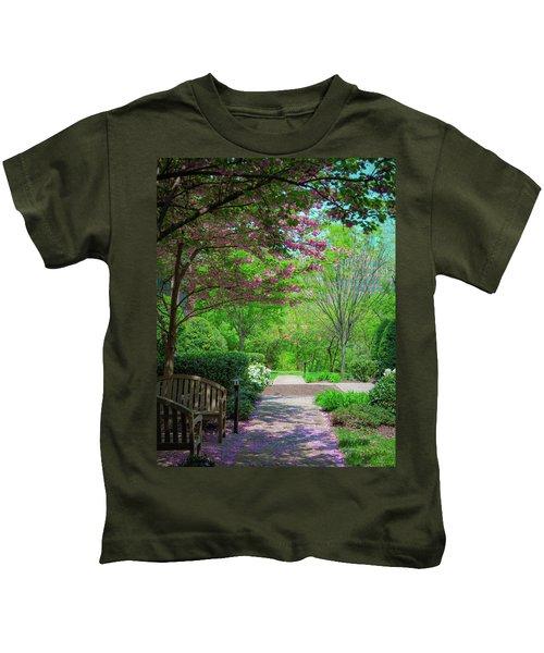 City Oasis Kids T-Shirt