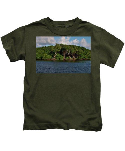 Cocal, Manzanilla Kids T-Shirt