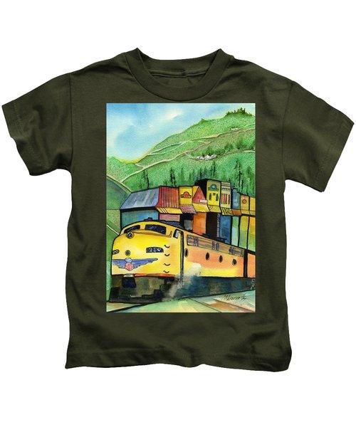 Colfax California Kids T-Shirt