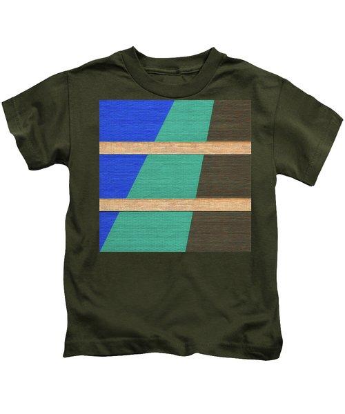 Colorado Abstract Kids T-Shirt