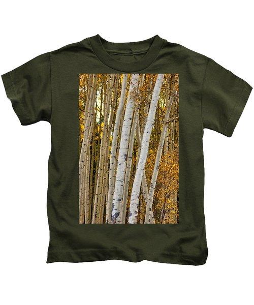 Colorado Aspens Kids T-Shirt