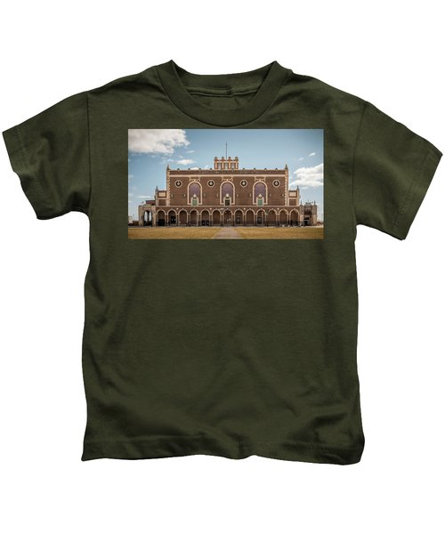 Convention Hall Kids T-Shirt